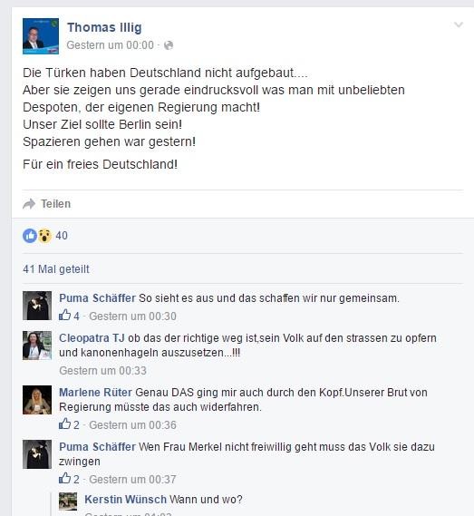 """Thomas Illig: """"Spazieren gehen war gestern"""""""