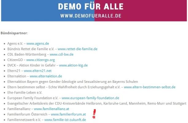 Familienforum Österreich